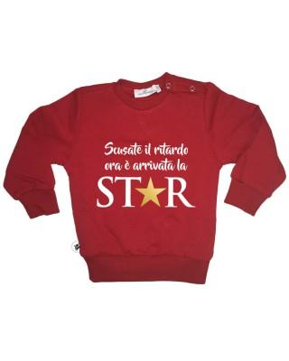 """Unisex Sweatshirt """"A Little..."""