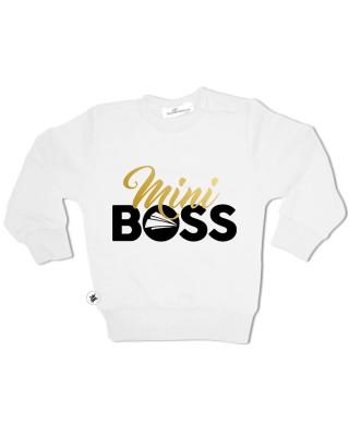 Mini Boss Sweatshirt