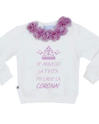 """Little girl' Sweatshirt """"If..."""
