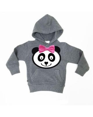 Panda girl's sweatshirt