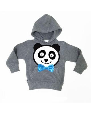 Baby boy sweatshirt with...