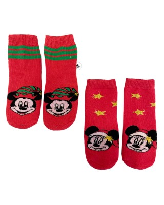 "Calzini natalizi ""Disney"" antiscivolo"