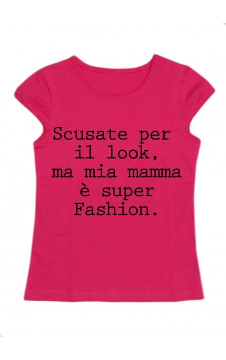 T-shirt bimba B01