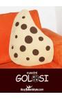 Cuscino Gocce di cioccolato