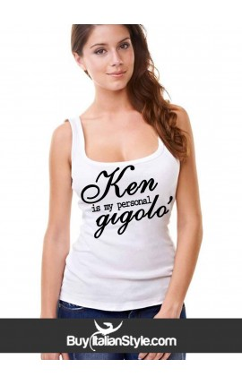 "Tank top ""ken is my..."