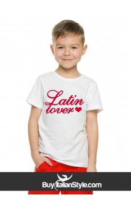 "T-shirt ""latin lover"""