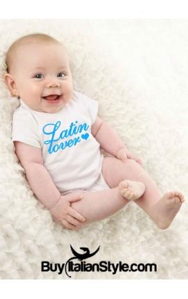 """Baby bodysuit """"latin lover"""""""