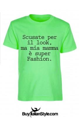 T-shirt bimbo 6mesi/14anni B01