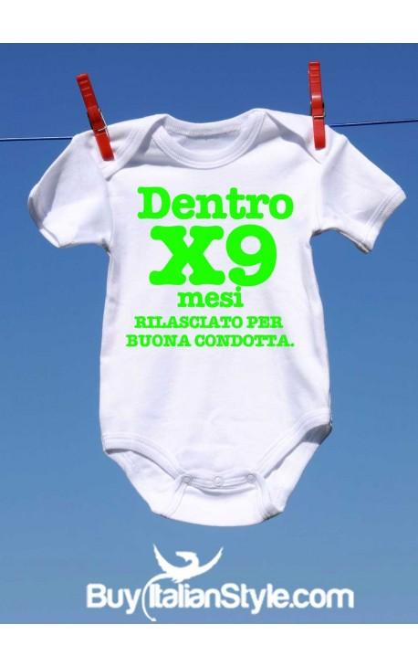 Bodino neonato 0/36 mesi B05 verde