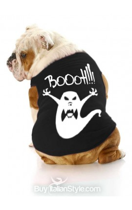 "T-shirt per cani ""Boooh!!!"""
