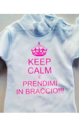 "Bodino lupetto ""KEEP CALM AND...(COMPLETA LA FRASE COME VUOI TU)"""