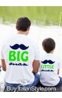 """Boy's T-Shirt """"Little man"""""""