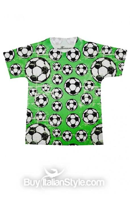 """T-shirt bimbo """"calcio vintage"""""""