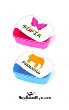 Customizable Lunch box with...