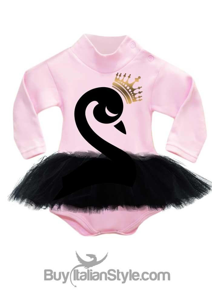 assolutamente alla moda cerca genuino miglior prezzo per Body lupetto rosa