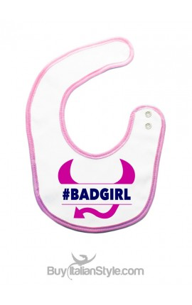 Bavaglino bad boy-bad girl