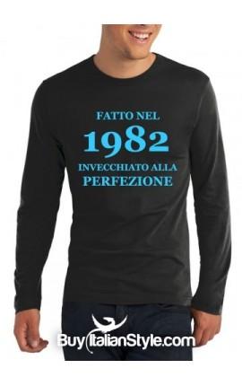 """T-shirt uomo """"INVECCHIATO..."""