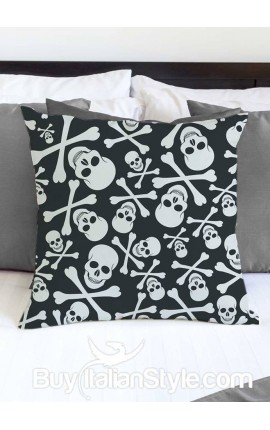 Skulls pillowcase
