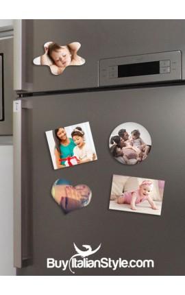 Magnete da Frigo Personalizzabile con foto