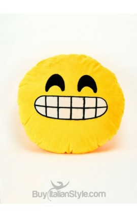 Happy Emoticon Cushion