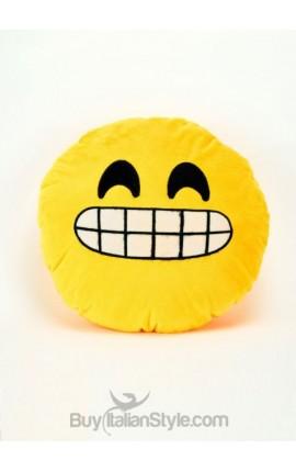 Happy Emoticon Cushion