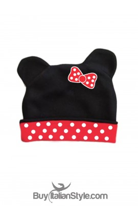 Mouse hat for girls