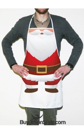 """Grembiule da cucina """"Babbo Natale!"""""""