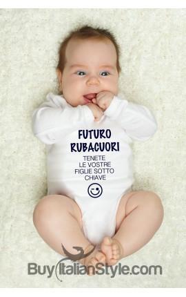 """Body Lupetto """"Futuro Rubacuori"""""""
