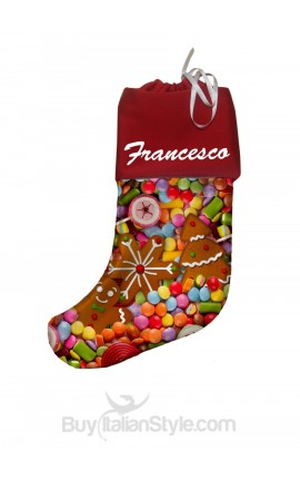 Customizable Epiphany Stocking with name