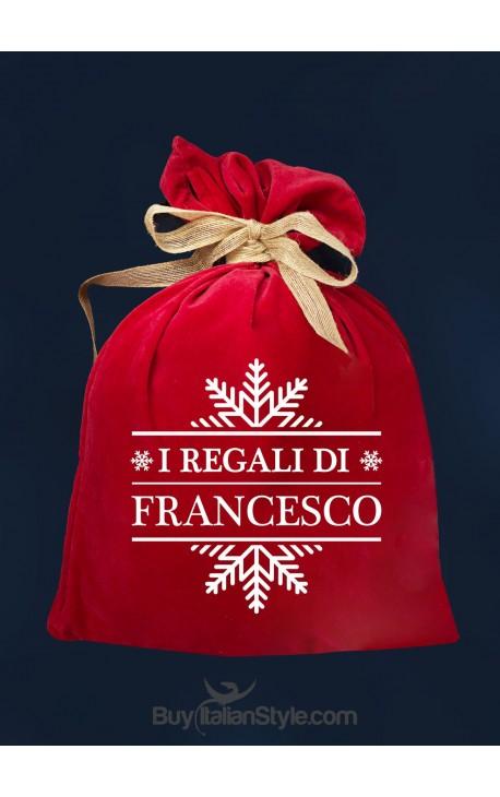 Gift bag customizable with NAME