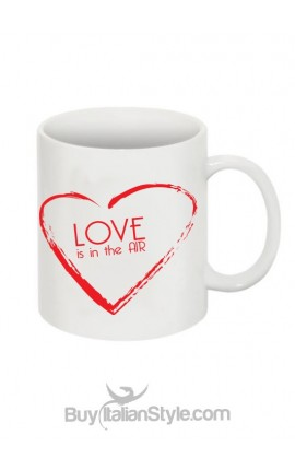 "Tazza ""Love is in the air"""