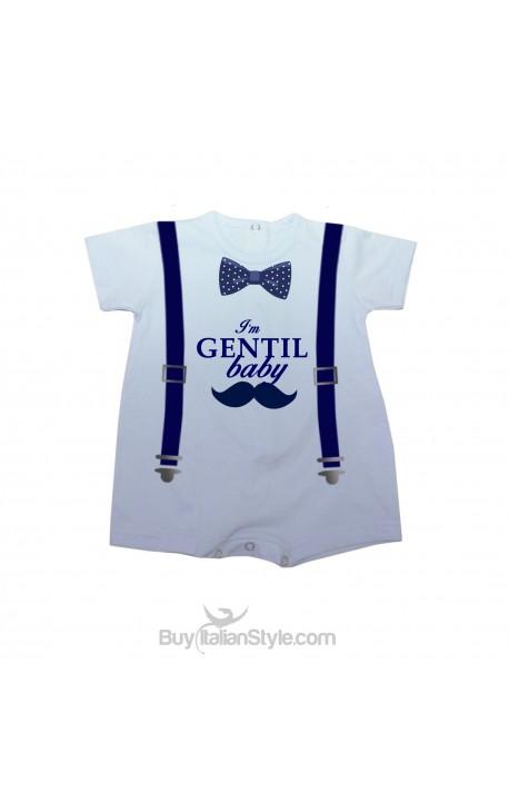 Pagliaccetto I'm gentil baby