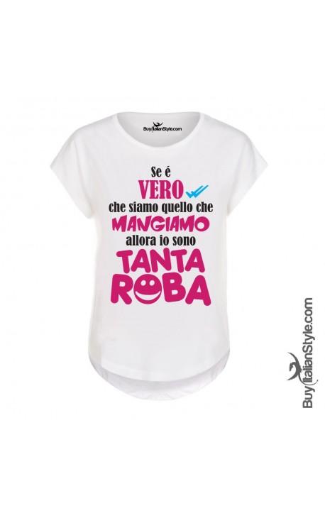 buy online b9acf fbac4 T-shirt donna manica corta