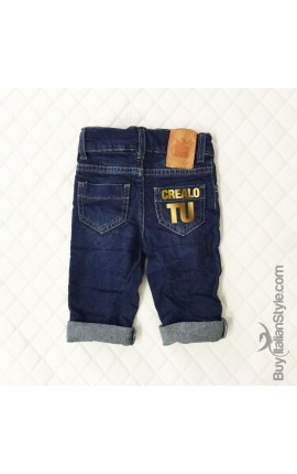 customizable jeans for babies and kids