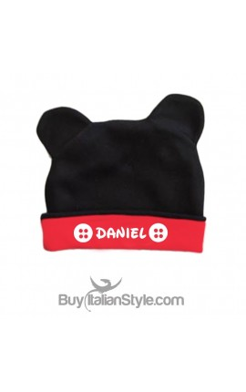 Customizable mouse hat