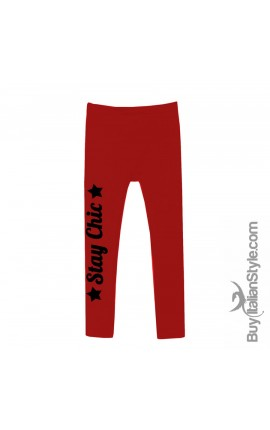 "Leggings invernali ""Stay Chic"""