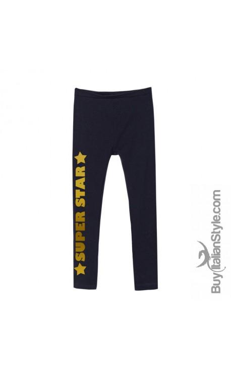 "Winter leggins ""super star"""