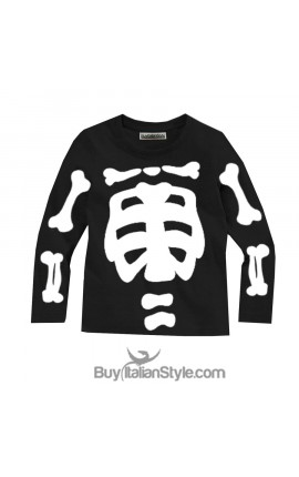 "Long sleeve t-shirt for children ""Skeleton"""