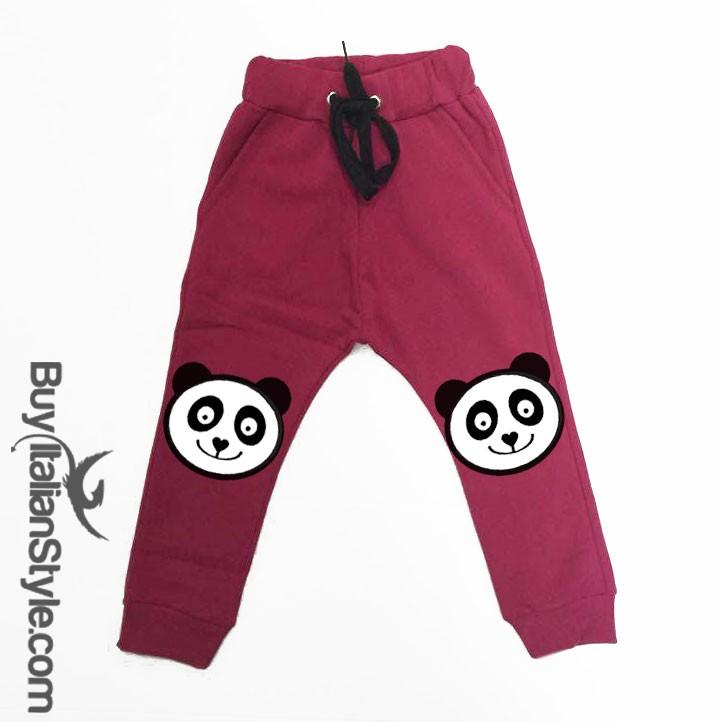 pantaloni invernali bambina