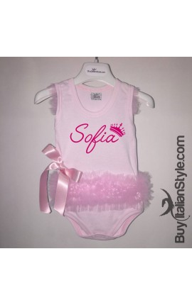 Body Princess PERSONALIZZABILE