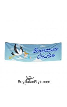 birth banner