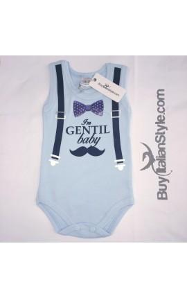 "Bodysuit ""Gentil baby"""