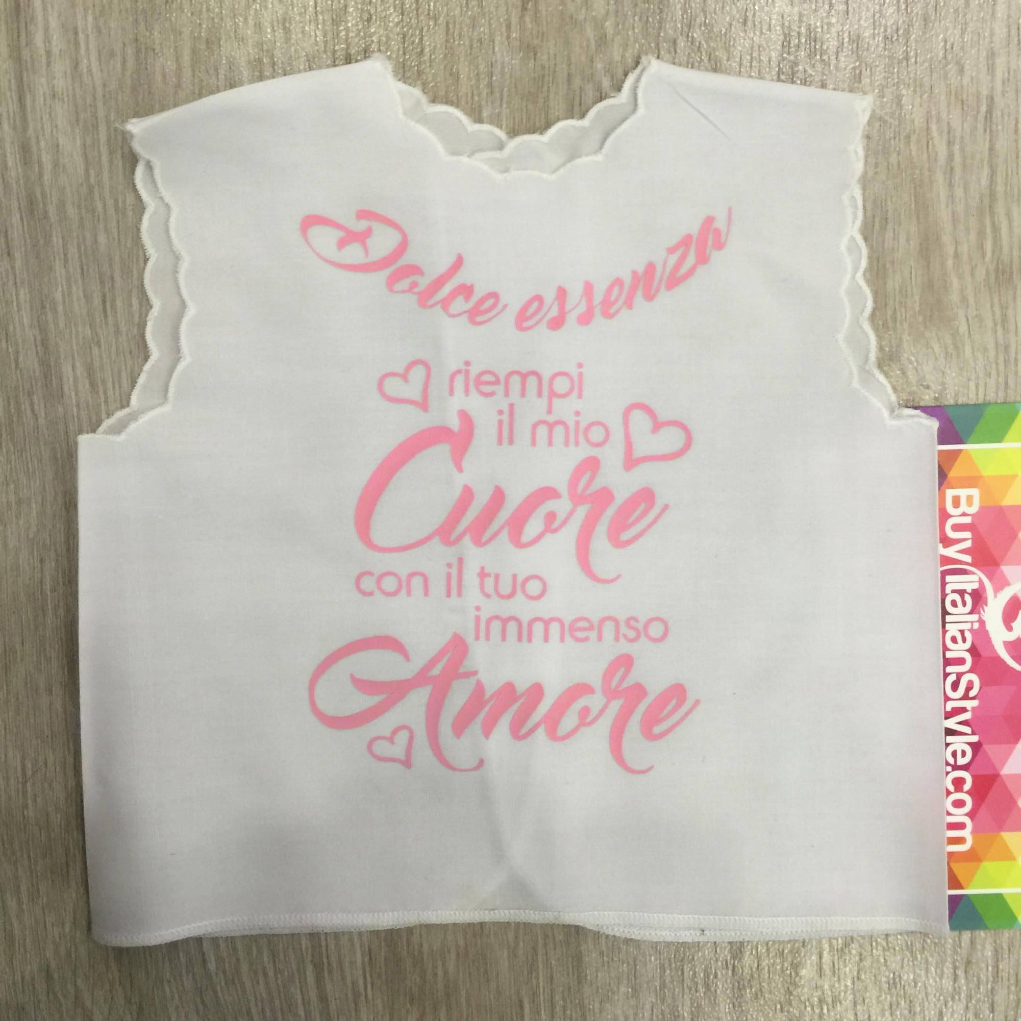 buy popular e172e 8e53a Camicina della fortuna - Dolce Amore -