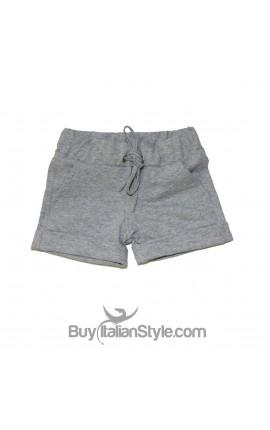 Basic baby girl shorts
