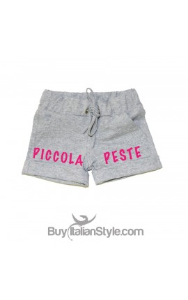 "Girls Shorts ""Little Brat"""
