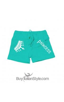 """Baby girl shorts """"Princess"""""""