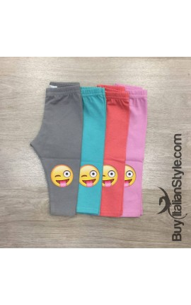Leggings bimba 3/4