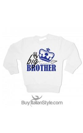 "Boy sweatshirt ""Big brother"""