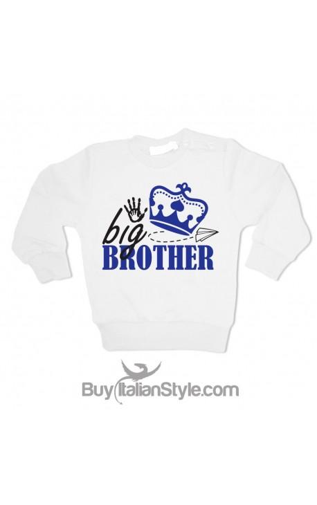 """Felpa bimbo """"Big brother"""""""