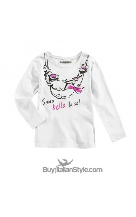 "T-shirt bimba ""Sono bella lo so"""